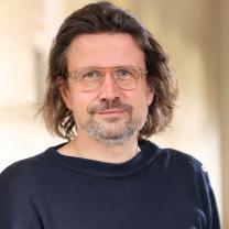 Fabien Gantois, président du CROAIF