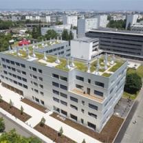 Bâtiment Max Weber - Université Paris Ouest Nanterre - Nanterre, 92
