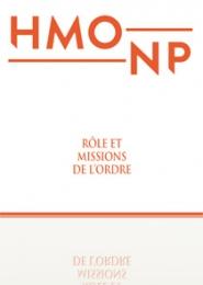 Plaquette HMONP rôle et missions de l'Ordre
