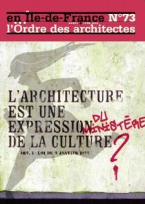 L'architecture est une expression de la culture ?